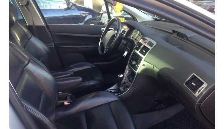 Peugeot 307 2.0 16v SW AUT